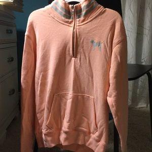 Victoria's Secret PINK brand sweatshirt.